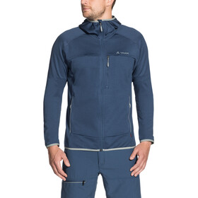 VAUDE M's Tekoa Fleece Jacket fjord blue